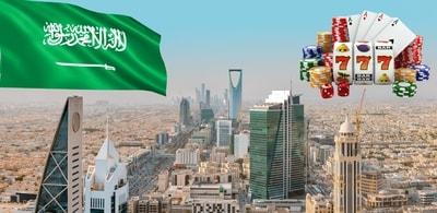 القمار في المملكة السعودية