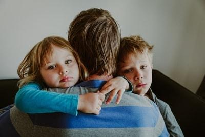 الإدمان وتأثيره على الأطفال